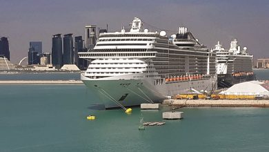 Dredging completed, Doha Port ready to receive more cruise ships