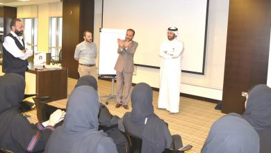 QNB staff trained in sign language