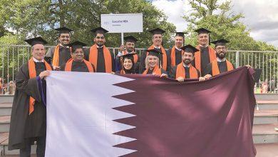 HEC Paris honours Qatar graduates