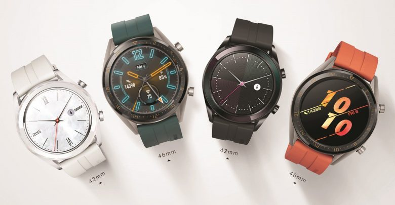 Huawei Watch GT smartwatch sells over 2 million units