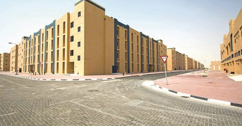 About 20 thousand workers resides in the project «Barwa Al Baraha»