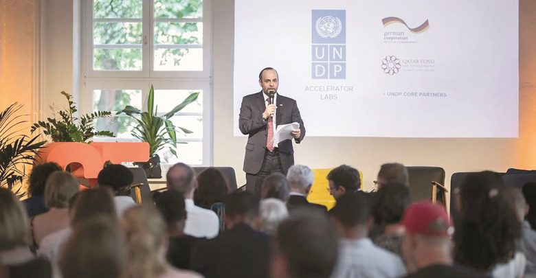 QFFD contributes with $20mn to the UNDP accelerator labs network