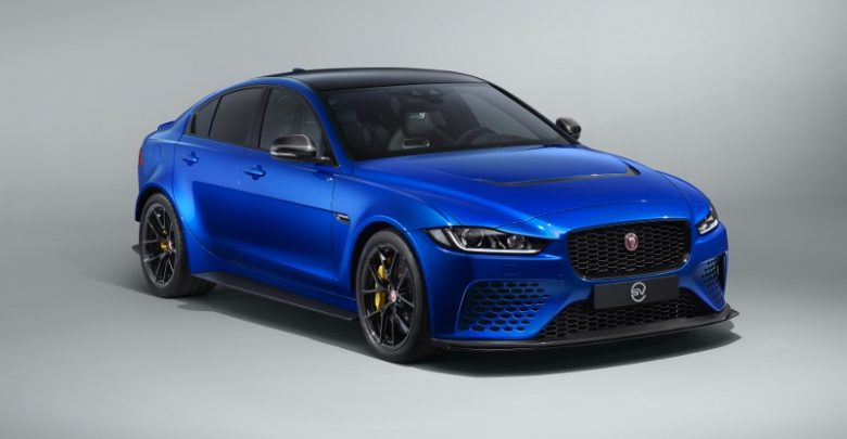 THE ULTIMATE Q-CAR: NEW TOURING SPECIFICATION FOR WORLD'S FASTEST PRODUCTION SEDAN, JAGUAR XE SV PROJECT 8