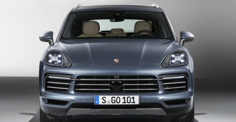 Third generation of Cayenne is a concept of innovative control and better communication