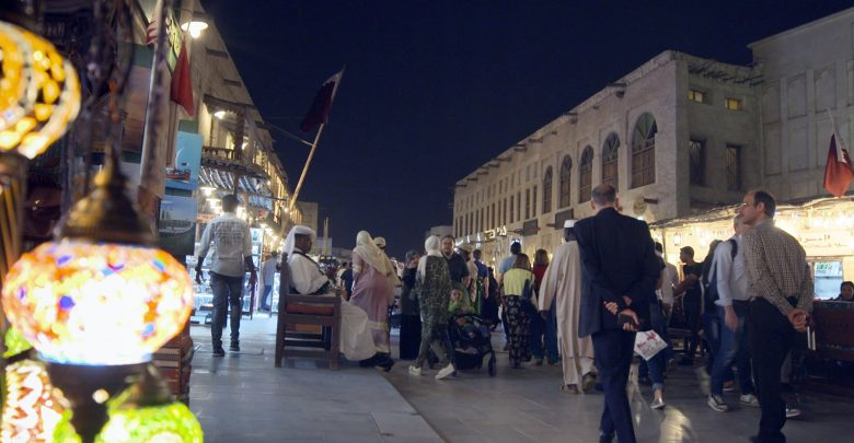 Eid festivities at souqs attract huge crowds