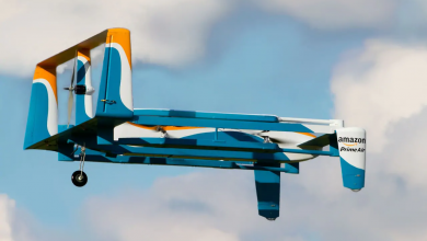 "Concerns about the new ""Amazon"" drones could be used to spy on homes"