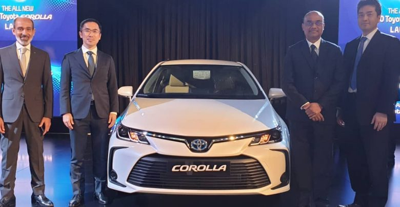 AAB Toyota launches all-new Corolla in Qatar