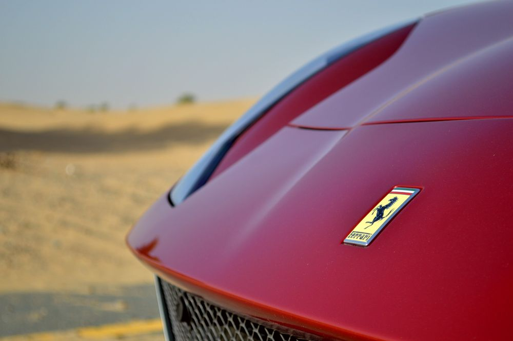 The most powerful, and most exclusive Ferrari currently on sale