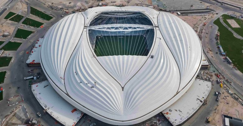 Al Janoub Stadium .. The most sophisticated in the world