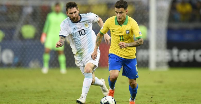 Brazil beats Argentina and qualifies for the Copa America final