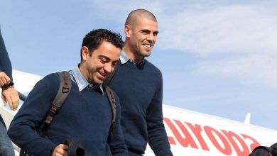Xavi asks Valdes to join him in Qatar as assistant coach