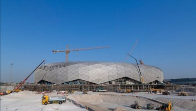 Qatar 2022: Education City Stadium construction on fast track