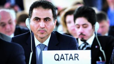 Photo of Qatar stresses continued support to Palestinian people