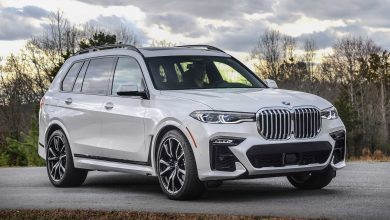 The BMW X7 model embodies luxury in all its senses