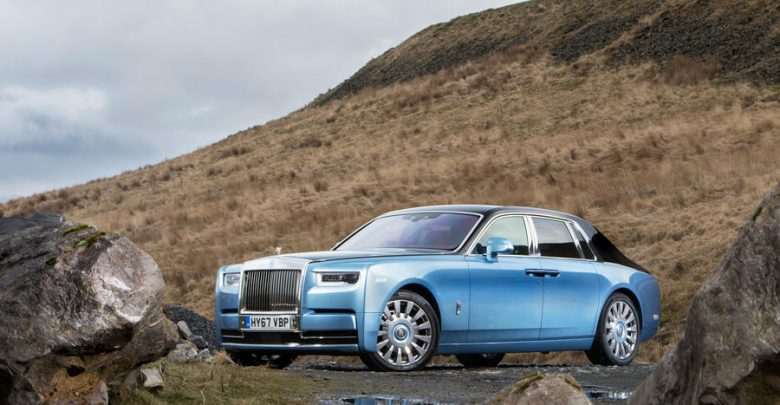 The new Rolls-Royce Phantom offers a new beginning to history of absolute luxury in automotive world