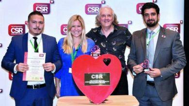 Koora Time bags international CSR award