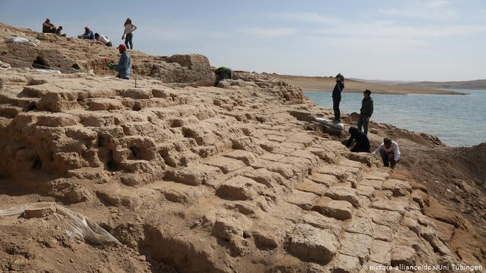 By chance ... the discovery of a mysterious ancient civilization in Iraq