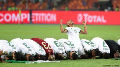 Algeria win Africa Cup 2019
