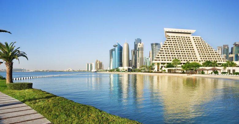 The maximum expected temperature in Doha is 42 ° C
