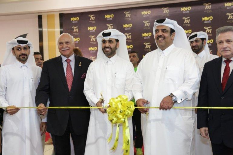 Novo Cinemas opens new Multiplex at Tawar Mall