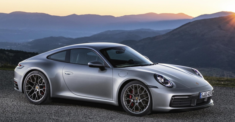 New 911 and new Cayenne Coupé unmistakably share the same DNA