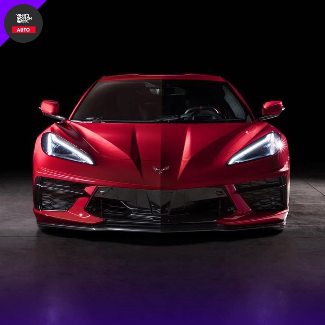 Supercar The 2020 Corvette C8 Stingray!