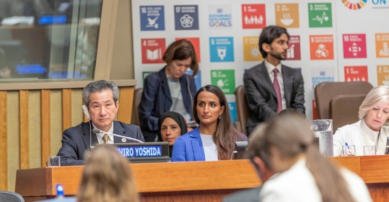 Sheikha Hind emphasises need for education to be interconnected with sustainable development