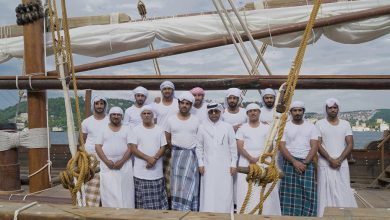 Fath Al Khair begins historic voyage to Greece, Croatia, Albania and Italy