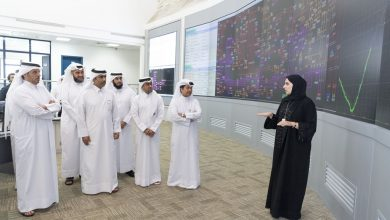 PM visits National Control Center of Kahramaa