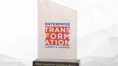 Qatar Insurance wins 'Best Digital Transformation in Insurance Award'