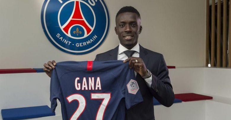 PSG sign the Senegalese Idrissa Gueye until 2023
