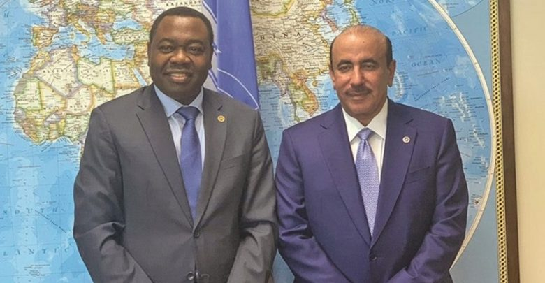 Minister of Transport meets President of ICAO Council