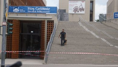 Largest mosque in Germany's Cologne evacuated over bomb threat
