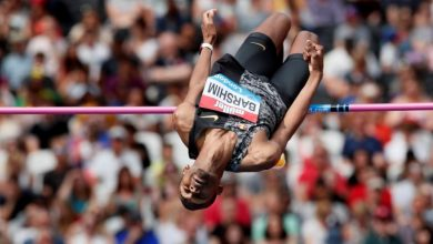 Barshim back in form with impressive show in London