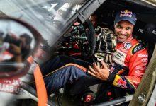 Legend Nasser Al-Attiyah achieves a historic achievement by winning Silk Road Rally title