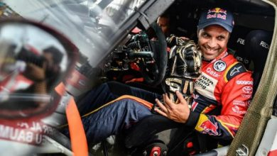 Legend Nasser Al-Attiyah achieves a historic achievement by winning Silk Road Rally title