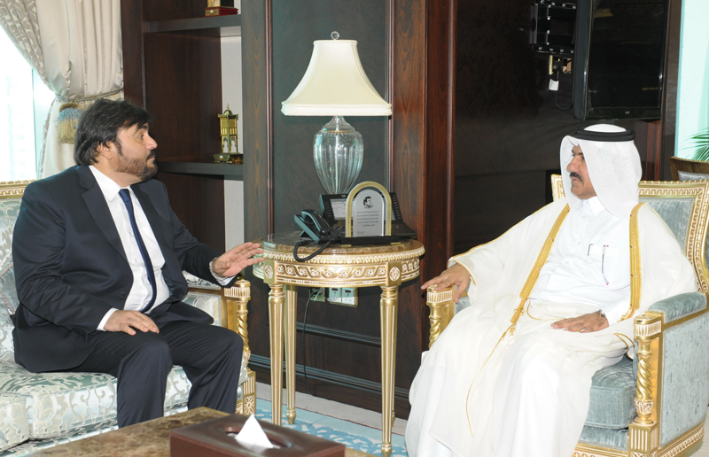 Secretary-General of Ministry of Foreign Affairs receives 3  new Ambassadors