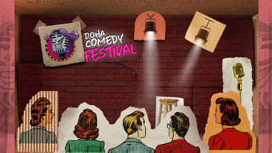 Photo of Tickets on sale as Doha Comedy Festival returns with top international and local artists