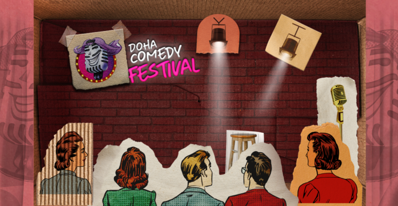 Tickets on sale as Doha Comedy Festival returns with top international and local artists
