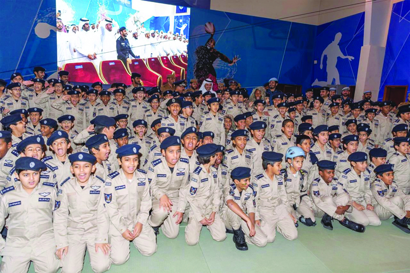 Prime Minister attends Police College graduation ceremony