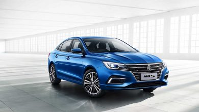 MG's spacious new compact sedan, the technologically advanced MG5 arrives in the Middle East this August