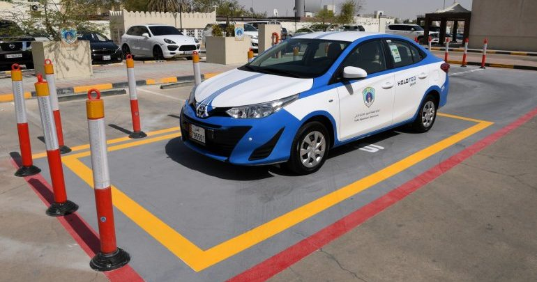 Ministry launches electronic system for training drivers; first in the region