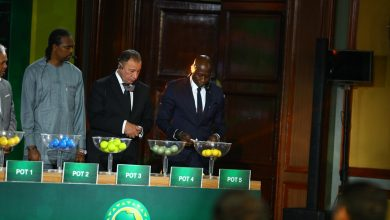 AFCON 2021 draw