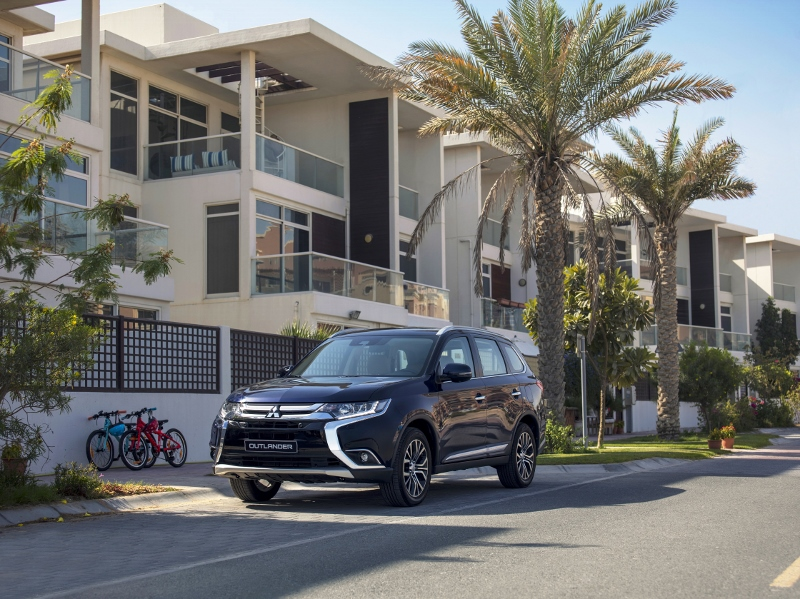 Qatar Automobiles Company presents the new 2019 Mitsubishi Outlander