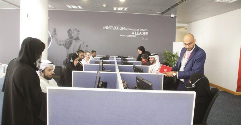 Vodafone Qatar inaugurates call centre