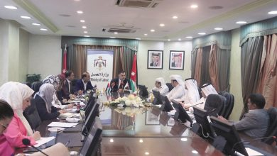 Simplifying procedures for employing Jordanians in private sector