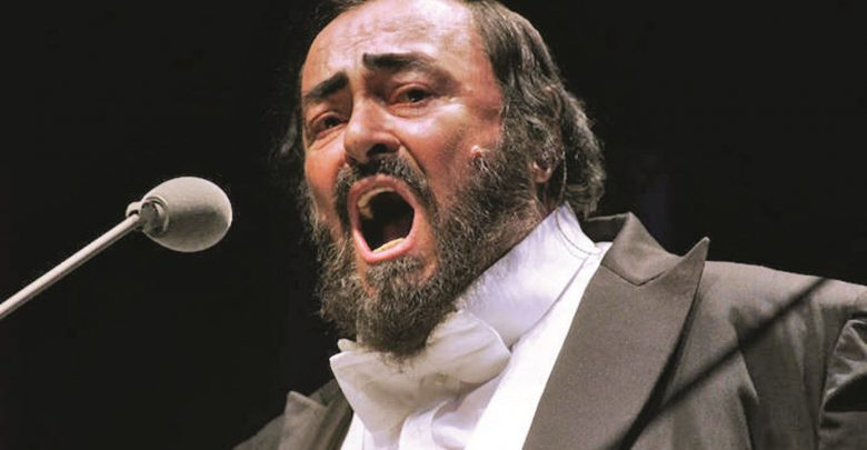 Pavarotti, the icon of the opera that gave his life to music