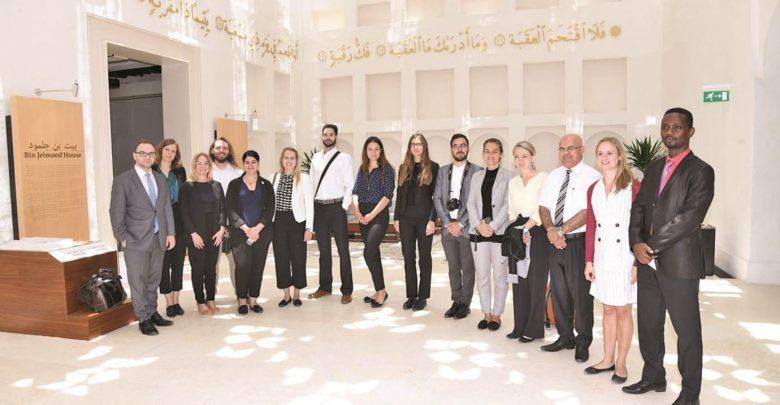 UN delegation visits Msheireb Museums, Souq Waqif