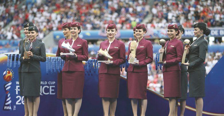Qatar Airways congratulates FIFA Women's World Cup winners US