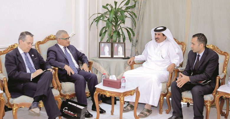 Qatar and Dominican Republic hold discussions to strengthen cooperation